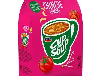 CUP-A-SOUP VENDING CHINESE TOMAAT zk 40 porties