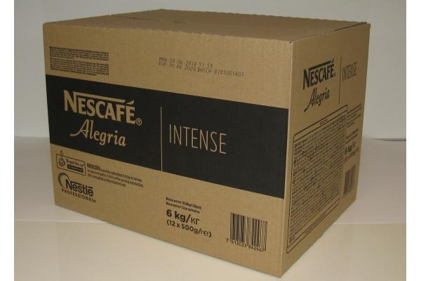 NESCAFE ALEGRIA INTENSE ds. 12x500 gram