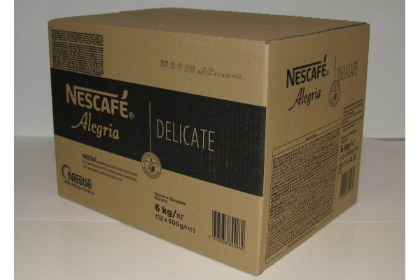 NESCAFE ALEGRIA DELICATE  ds 12 x 500 gram