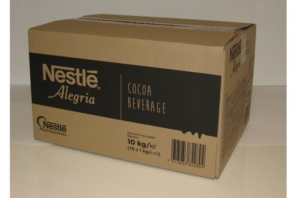 NESTLÉ ALEGRIA CACAO DS 10x1000 GR.