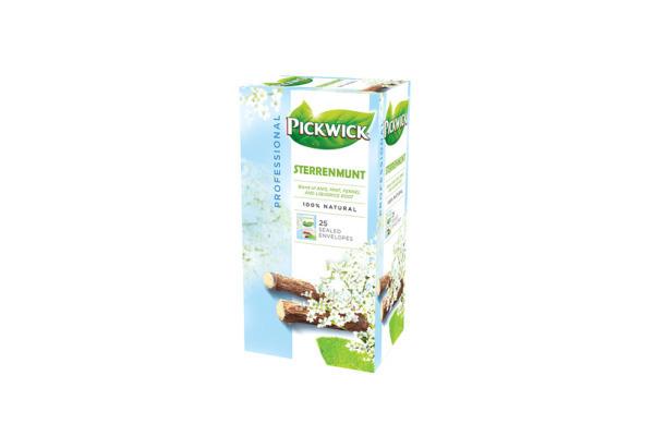 PW TEA PROF STERREMUNT 3 x 25 x 2 gram