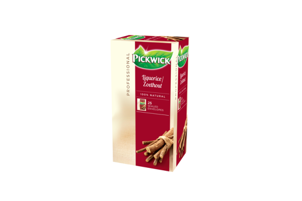 PW TEA PROF ZOETHOUT 3 x 25 x 2 gram