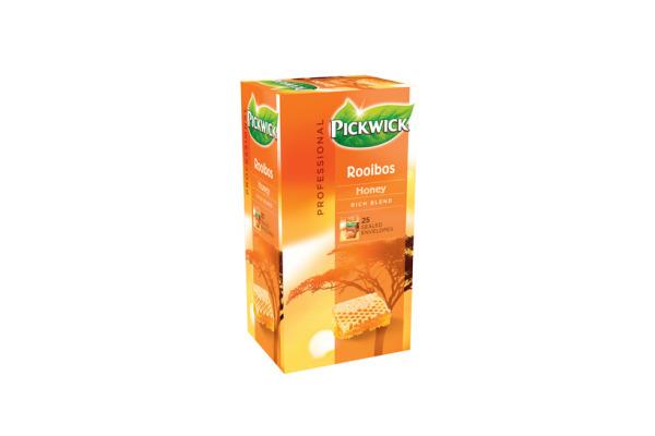PW TEA PROF ROOIBOS HONING 3 x 25 x 2 gram