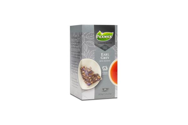 PW TEA MASTER SELECTION EARL GREY UTZ 3 x 25 x 1.5 gram