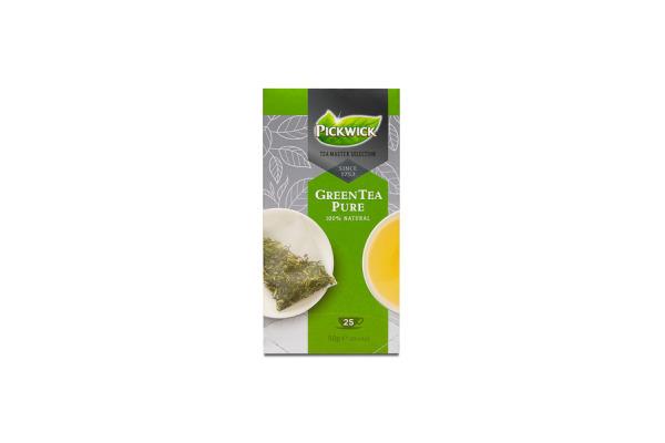 PW TEA MASTER SELECTION GREEN TEA PURE 3 x 25 x 2 gram