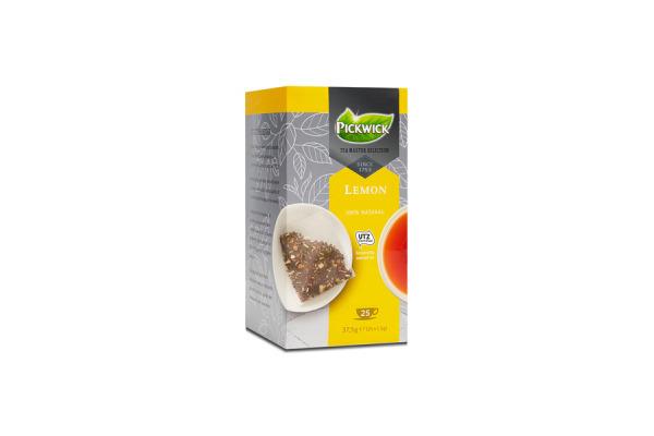 PW TEA MASTER SELECTION LEMON UTZ 3 x 25 x 1.5 gram