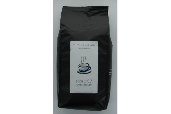 PASSIONE PER IL CAFFE D'ARGENTO bonen zak 1 kg