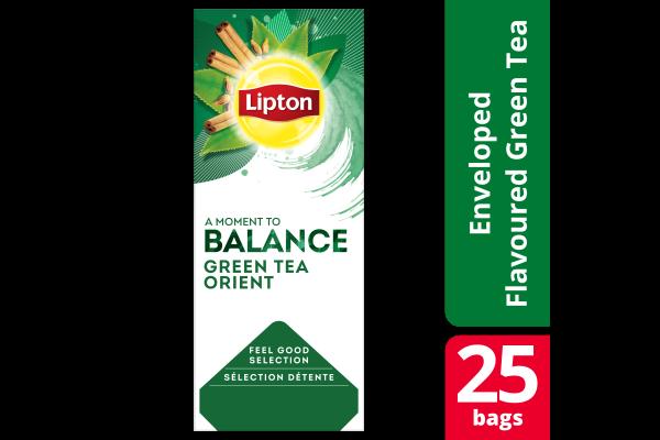 LIPTON FGS Green Tea  Orient 6 x 25 zk.