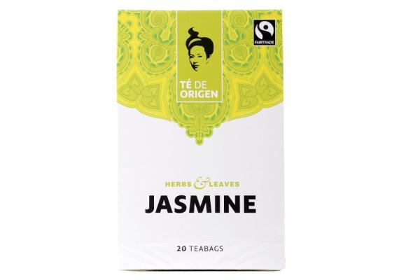 TE DE ORIGEN Jasmine 6x20x2gr.fairtrade+ bio