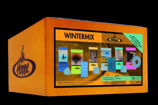 HOPPE WINTERMIX  koekjes 150 stuks
