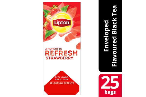 LIPTON FGS Strawberry 6 x 25 zk.