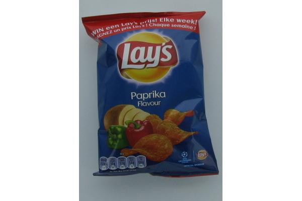LAYS CHIPS paprika 20 stuks