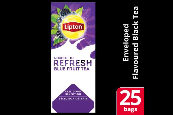 LIPTON FGS Blue Fruit 6 x 25 zk.