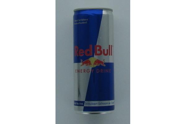 Red Bull tray 24 blk. 0.25 ltr.