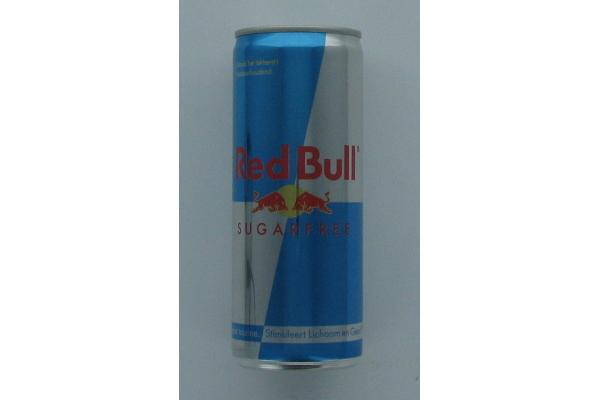 Red Bull SUGAR FREE tray blk. 24 stk. 0.25 liter