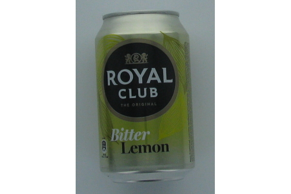 ROYAL CLUB BITTER LEMON tray 24 blik