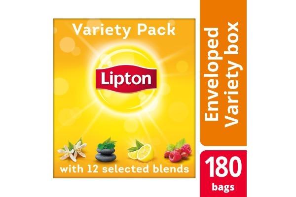 LIPTON FGS Variety Pack 12 x 25 stuks