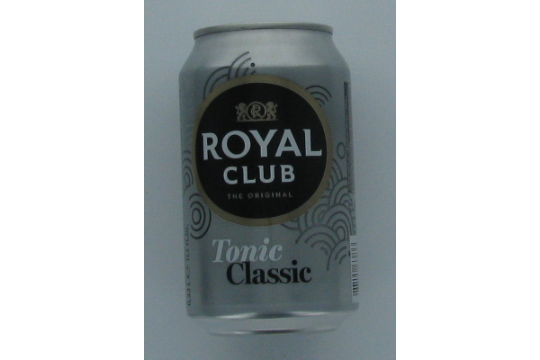 ROYAL CLUB TONIC 33 cl. 24 stk