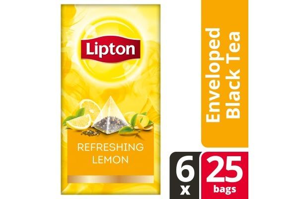 LIPTON TEA EXCLUSIVE SELECTION Citroen 6x25 envel.