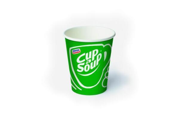 CUP-A-SOUP KARTONNEN BEKERS ds 20x50 stuks