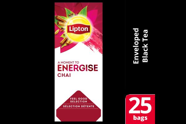LIPTON FGS Chai 6 x 25 zk(uitlopend artikel)