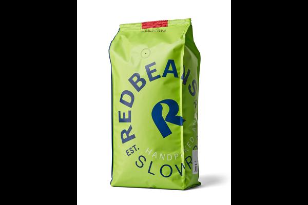 REDBEANS ESPRESSO GREEN LABEL (Bio+FT) 1kg