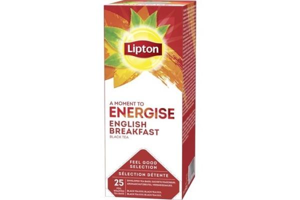 LIPTON FGS English Breakfast 6 x 25 zk.