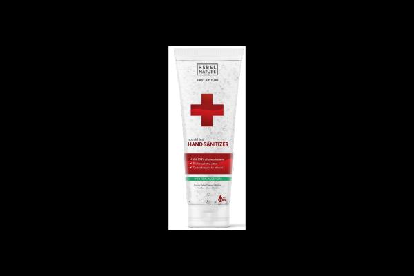 Rebel Nature Hand Sanitiser tube doos 55 x 75 ml