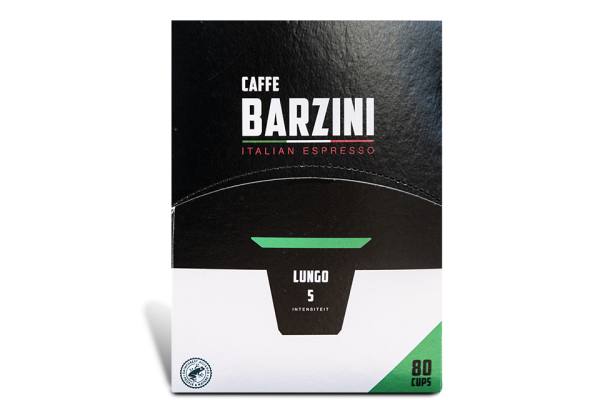 Barzini Lungo RFA Capsules