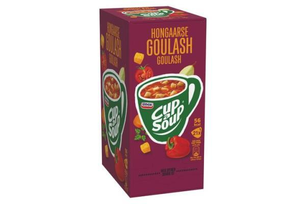 CUP-A-SOUP HONGAARSE GOULASH ds 21 zk 175 ml