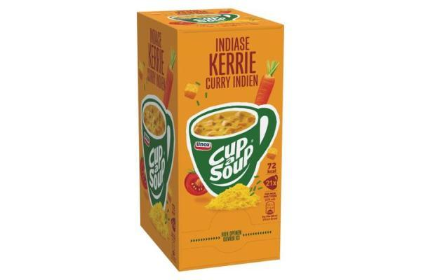 CUP-A-SOUP INDIASE KERRIE ds 21 zk 175 ml