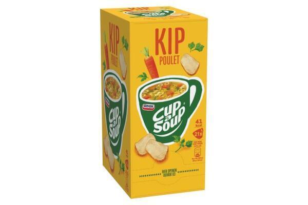 CUP-A-SOUP KIP ds 21 zk 175 ml
