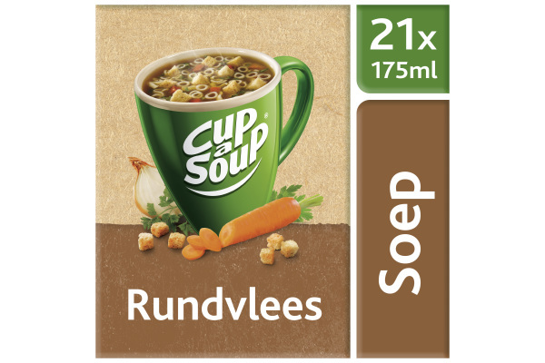 CUP-A-SOUP RUNDVLEES ds 21 zk 175 ml