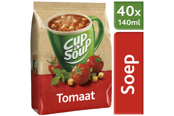CUP-A-SOUP VENDING TOMAAT zk 40 porties
