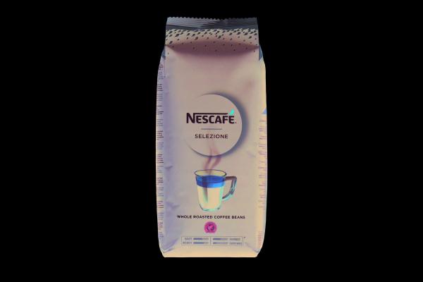 Nescafé koffiebonen SELEZIONE zak 1 kg